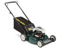 Yardman 158cc 21 inch push lawn mower
