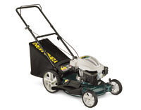 Yardman 173CC 21 3 in 1 High Rear Wheel Push Mower